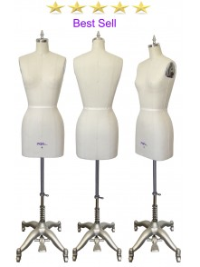Professional Fitting Dress Form (602B)