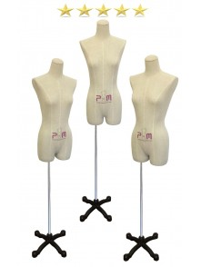 Dress form Professional Female Dress Form Mannequin (602F)