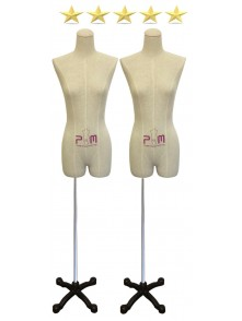 Professional Female Dress Form Mannequin (602F)