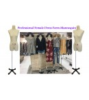 dress form Female Display Form Mannequin (602F)
