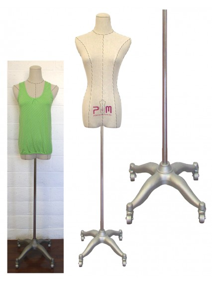 dress form Female Display Form Mannequin (602G)