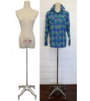 dress form Female Display Form Mannequin (602GG)