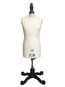 Dress form Education Grade Men Half Scale Miniature Dress Form (616)