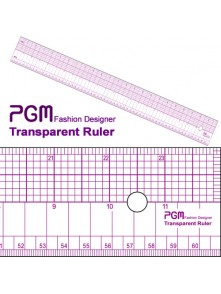 "Dress form PGM Pattern Grading Ruler 24""/60cm (808A)"