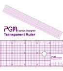 "dress form PGM Pattern Grading Ruler 24"" (808A-A)"