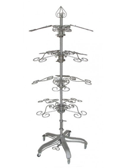 dress form Shoe Rolling Racks (909F)
