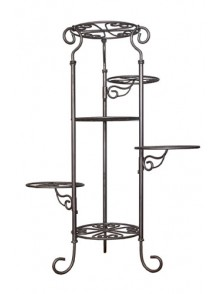 Dress form Garment Racks w Shelves (912R-1)