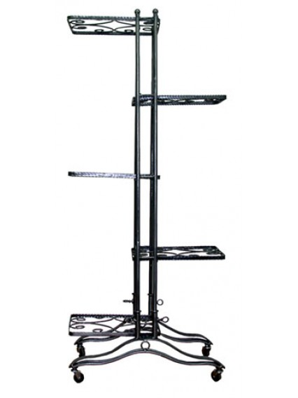 dress form Garment Racks w Foldable Shelves (912R)