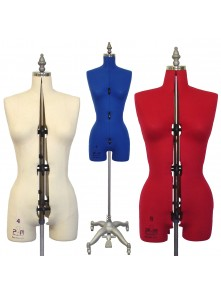 Adjustable Fitting Dress Forms
