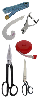 Fashion Pattern Making Tools
