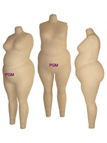 Large Women Dress Forms