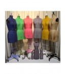 dress form PGM Dye Color Dress Form Mannequin-Custom Made
