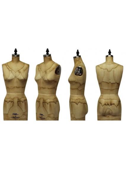 Vintage Dress Forms Antique Mannequin