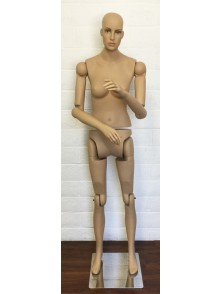 Dress form Female Poses Mannequin Adjustable (201FS)