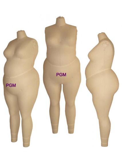 Plus Size Large Women Dress Form Fashion Designer Dress Form New York