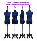 dress form PGM Ladies Color Hanging Dress Form Mannequin (602HLC)
