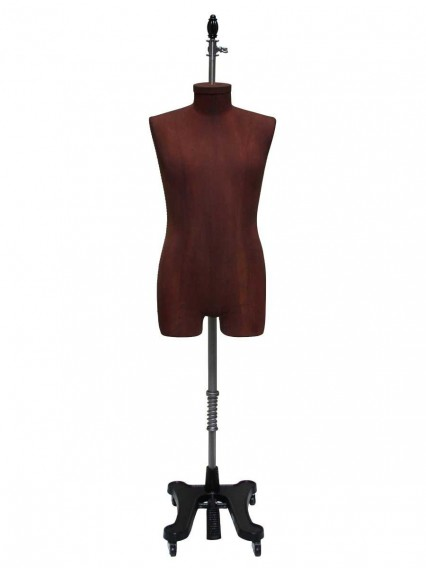 Custom Made Color Hanging Mature Man Dress Form Mannequin Size 40 (701B-MC)