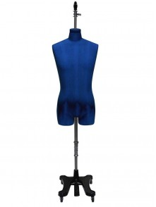 Custom Made Color Young Men Hanging Dress Form Mannequin Size 38Y (701B-YMC)