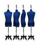 PGM Men Color Hanging Dress Form Mannequin (701B-YMC)
