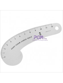 "Dress form FairGate 12"" Vary Form Curve (805D)"