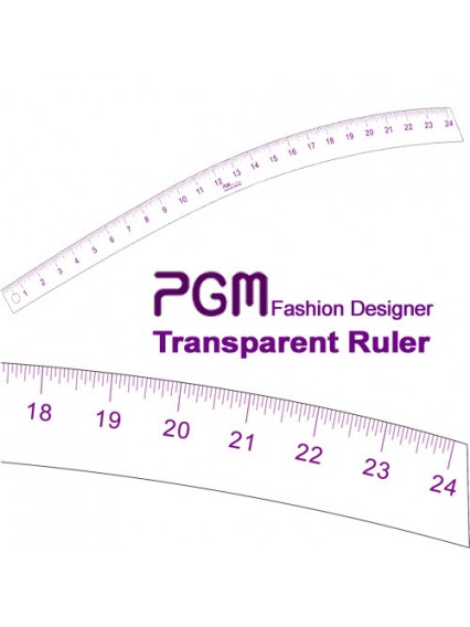 24 Curve Stick Pgm Fashion Design Rulers Hip Curve Grading Rulers Pattern Making Tools Pgm Dress Form Usa