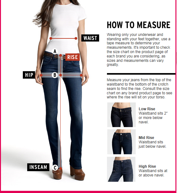 How to measure PGM Pants Form