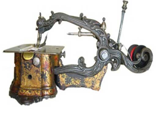 Historical Sewing Machine