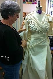 Drape on PGM Dress Form