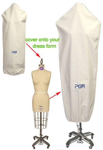 PGM Heavy Duty Canvas Bag for Dress Form and Mannequin