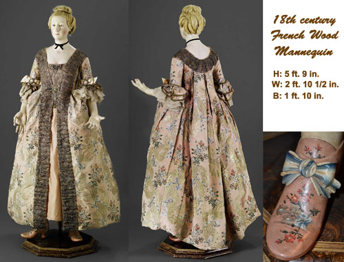 18th Century French Vintage Mannequins