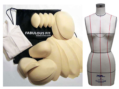 Fabulous Fit System on PGM Dress Form
