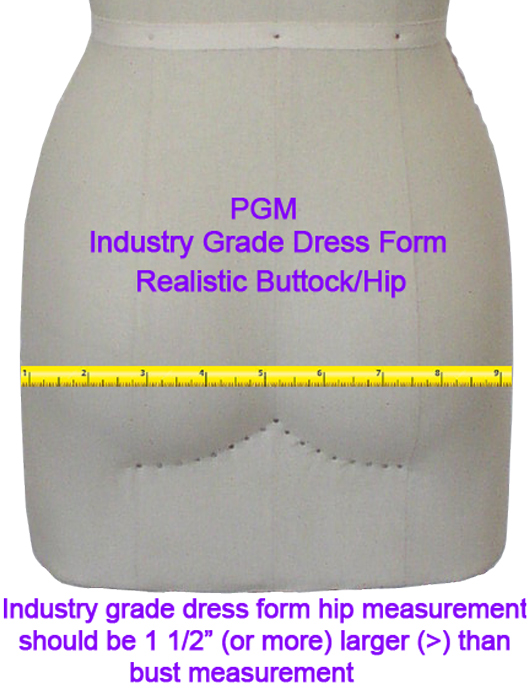 PGM Industry Grade Dress Forms
