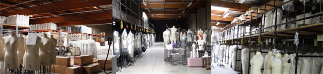 Dress Form Manufacture, PGM Dress Forms, Professional Dressmaker Forms, Sewing Mannequin