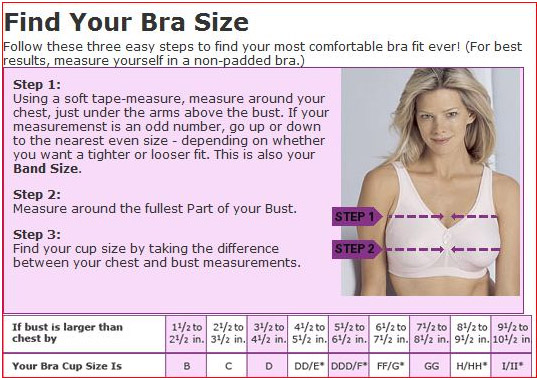 How to measure your bra, PGM Bridal Dress Form