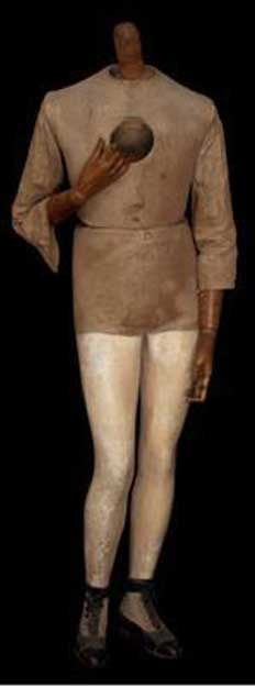 Historical Mannequins
