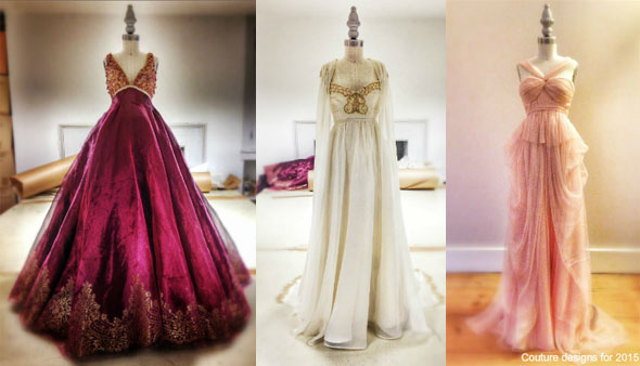 Design on PGM Miniature Dress Form