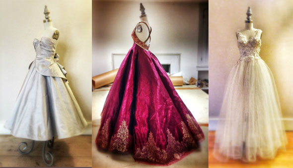 fashion design on PGM Mini Ladies Dress Forms