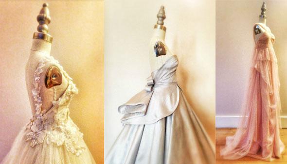 Fashion Design on PGM Half Scale Dress Forms