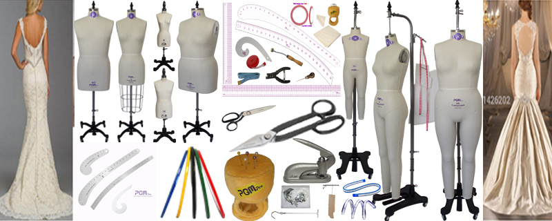PGM Dress Form, Fashion Pattern Making Tools